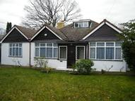 Bungalow in Chaldon Common Road...