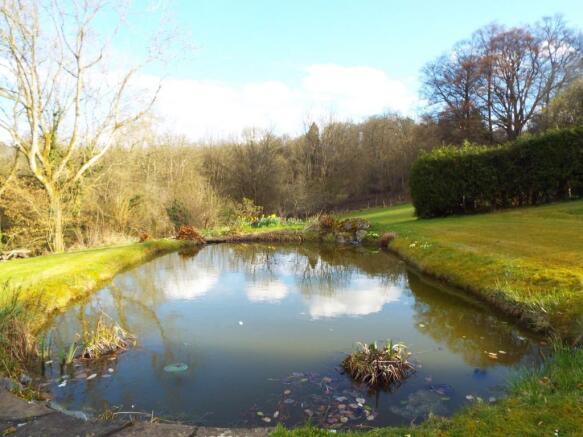 Pond & Gardens