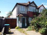 3 bed semi detached property in Addison Road, Caterham...