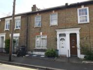 Terraced house in Neville Road, Croydon