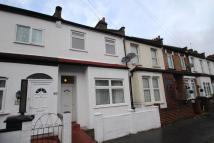 Terraced house in Priory Road, Croydon