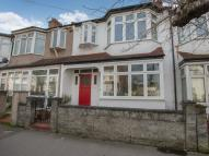 3 bed Terraced house in Tunstall Road, Croydon...