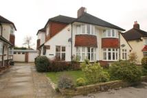 semi detached property for sale in The Ridgeway, Croydon