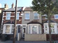 Terraced property in Tunstall Road, Croydon