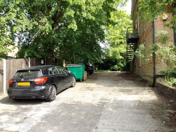 Off Street Parking