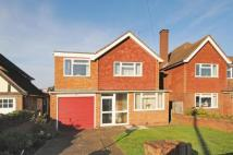 Detached house in Hinchley Wood, Surrey