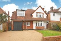Detached home for sale in Hinchley Wood, Surrey