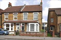semi detached property in Buxton Road...
