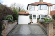 semi detached house for sale in Covington Way, Norbury...