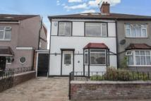 4 bedroom semi detached home for sale in Ingram Road...