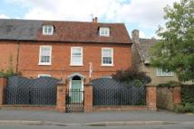 4 bed semi detached property in Banbury Road, Ettington...