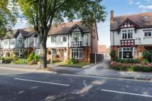 semi detached property in Grove Road...