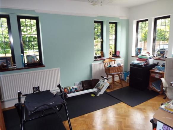 Study/games room