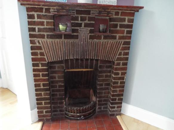 Claygate fireplace