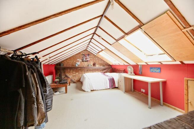 Loft room (scope to
