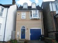 Detached house in Glossop Road...