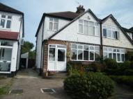 Norman Avenue semi detached house for sale