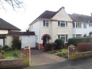 3 bed End of Terrace house in Foxearth Road...