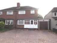 Byron Road semi detached property for sale