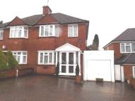 Crossways semi detached property for sale