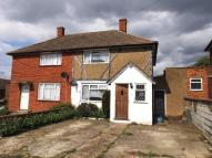 2 bed semi detached house in Headley Drive...