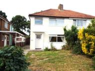 3 bedroom semi detached home for sale in Overbury Crescent...
