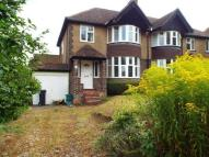 3 bed semi detached house in Norfolk Avenue...