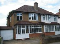 3 bedroom semi detached property for sale in South Way, Shirley...