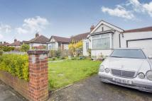 Eastcote Lane Bungalow for sale