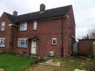 Doncaster Drive semi detached house for sale