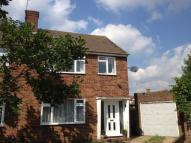 3 bedroom semi detached home in Jacqueline Close...