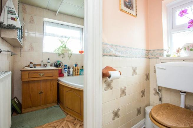 Bathroom and WC