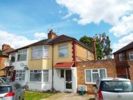 Flat for sale in Station Crescent...