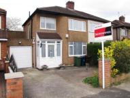 3 bed semi detached house for sale in Holyrood Avenue, Harrow...