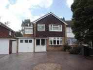 semi detached property in Chester Road, Aldridge...