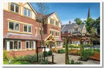 1 bed new Flat for sale in Steeple Lodge...