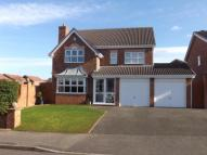 4 bedroom Detached property in Falmouth Drive, Amington...