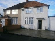 semi detached home in Hayes End, Middlesex