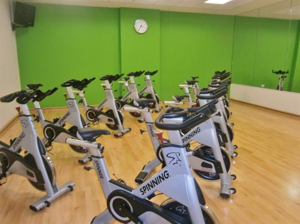 Gym Session Rooms