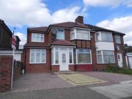 4 bedroom semi detached property for sale in Tewkesbury Gardens...