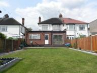 4 bedroom semi detached house in Valley Drive, London, NW9