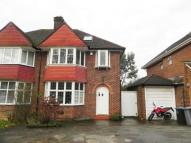 semi detached home for sale in Salmon Street, London...