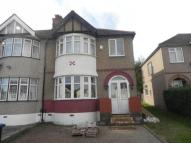 3 bed End of Terrace house in Church Drive, London, NW9