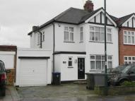 semi detached home in Valley Drive, London, NW9