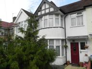 3 bedroom Terraced home for sale in Winchester Avenue...