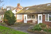 2 bed Terraced Bungalow for sale in Matthew Arnold Close...