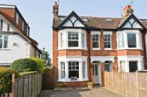 4 bed semi detached home in Leigh Road, Cobham...