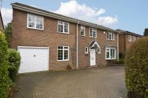 Detached house in Littleheath Lane, Cobham...