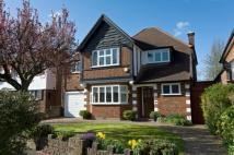 Detached home in Cumberland Drive, Esher...