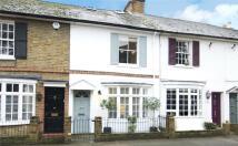 3 bedroom Terraced home in Park Road, Esher, Surrey...
